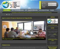 ALEDA - Agence Locale de l'Energie du Département de l'Ariège ZA Joulieu BP 10177 09004 ST JEAN DE VERGES - www.aleda09.fr
