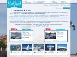 BRIGITTE PLAISANCE - Courtage Maritime, Conseils, Services & Prestations - 66750 SAINT-CYPRIEN - www.brigitte-plaisance.com