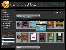 Chausson Publicité Pamiers 09 Ariège www.chausson-publicite.com