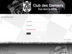 Club des DAMIERS, Tous dans la mélée - Sporting Club Appaméen SCA PAMIERS - www.clubdesdamiers.fr