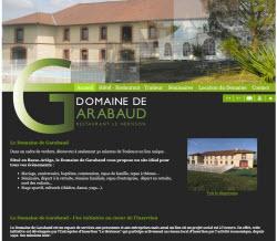 Domaine de Garabaud - Restaurant le Herisson - 09270 MAZERES  - www.domainedegarabaud.fr