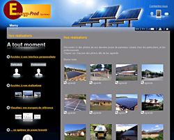 Energy-prod SARL Photovoltaïque 09 Pamiers Ariège - www.energy-prod.com - Pack PRO SYScasi