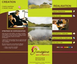 J'Imagine COMMUNICATION - 52 Route nationale 09330 MONTGAILHARD - www.jimagine-communication.com