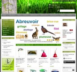 Matériel Avicole France - Article, matériel, produit et accessoire pour chiens, chats, élevage et aviculture - 09100 VARILHES  - www.matavi.fr