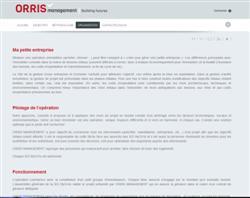 ORRIS Management - Conseils en affaires et gestion -09100 PAMIERS  - www.orris-management.fr