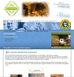 Pompes Funèbres et Marbrerie ROC-ECLERC - 11 AUDE - www.roc-eclerc-aude.fr
