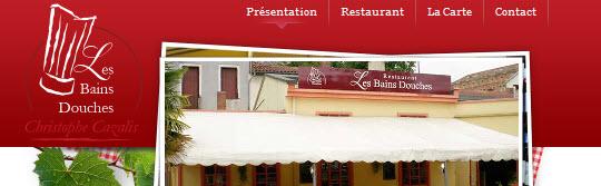 Restaurant Les Bains Douches (Pamiers - Ariège-Pyrénées - 09) - www.restaurant-lesbainsdouches.fr