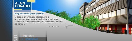 Alain BONADEI SAS - Aménagement de bureaux - Compose votre espace de travail - 31000 TOULOUSE - 31 HAUTE-GARONNE - www.bonadei.fr