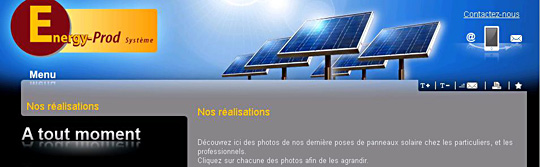 Energy-prod SARL Photovoltaïque 09 Pamiers Ariège-Pyrénées - www.energy-prod.com - Pack PRO SYScasi