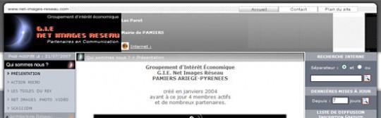 GIE Net Images Réseau - Partenaires en communication (Pamiers - Ariège-Pyrénées - 09) -  www.net-images-reseau.com