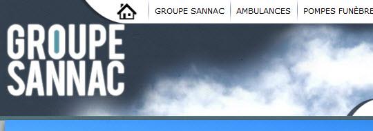 Établissements SANNAC - Ambulances, Taxi, VSL - Matériel Médical et Matériel Médical Sportif - Pompes Funèbres et  Chambres funéraires - www.sannac.fr