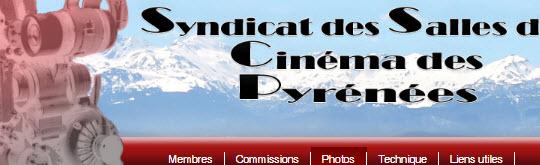 Syndicat des Salles de Cinéma des Pyrénées - 31800 ST GAUDENS - www.syndicat-scp.org