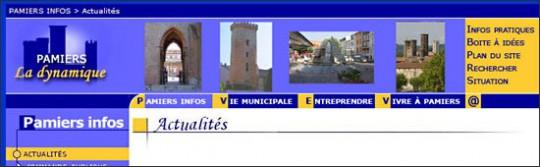 Mairie de Pamiers - (Pamiers - Ariège-Pyrénées- 09) - www.ville-pamiers.fr