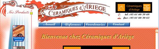 Céramiques d'Ariège - www.ceramiques-ariege.fr