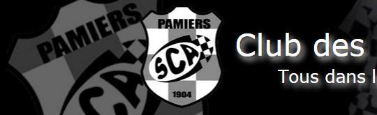Club des Damiers - Sporting Club Appaméen SCA PAMIERS - Site Internet réservé aux Partenaires - www.clubdesdamiers.fr
