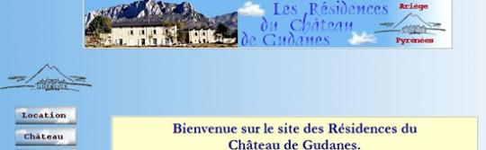 Les résidences du Château de Gudanes (Les Cabannes - Ariège-Pyrénées - 09) - www.residences-chateau-de-gudanes.com