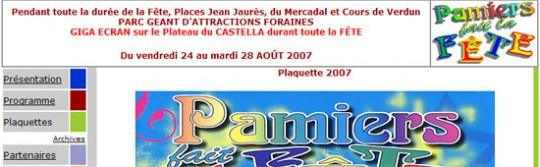 Comité des fêtes de Pamiers (Pamiers - Ariège-Pyrénées - 09) - www.fetepamiers.com