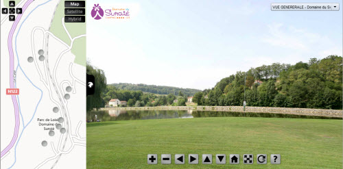 FIGEAC PLEIN AIR VACANCES (Marc & Montmija), Camping **** - 46 LOT www.domainedusurgie.com (Visite Virtuelle 360�)