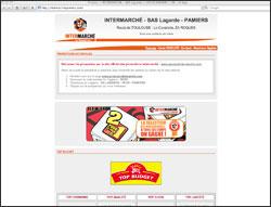 INTERMARCHE - SAS LAGARDE - PAMIERS ariège Pyrénées