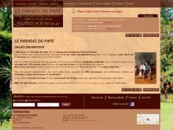 Restaurant le Paradis du Pape - 09 Mazères - www.leparadisdupape.com