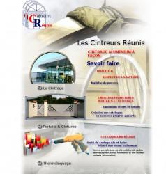 Les Cintreurs Réunis (cintrage, thermolaquage, fabrication de portail en aluminuim) - 31 Haute-Garonne www.lescintreusreunis.com