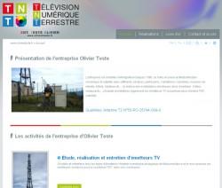 Olivier TESTE  3 impasse des Ecoles 09330 MONTGAILHARD - www.olivierteste.fr