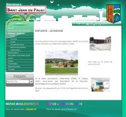 Mairie de Saint-Jean du FALGA 09 - www.ville-saintjeandufalga.fr