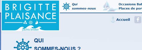 BRIGITTE PLAISANCE - Courtage Maritime, Conseils, Services & Prestations - 66750 SAINT-CYPRIEN Pyrénées Orientales - www.brigitte-plaisance.com