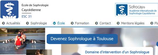 Ecole de Sophrologie Caycédienne® de Haute-Garonne (ESC 31) Toulouse - www.esc31.fr