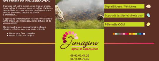 J'imagine Communication  (MONTGAILHARD - Ariège-Pyrénées - 09) - www.jimagine-communication.com